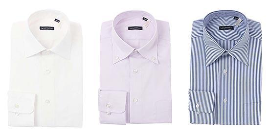 スーツカンパニーシャツ