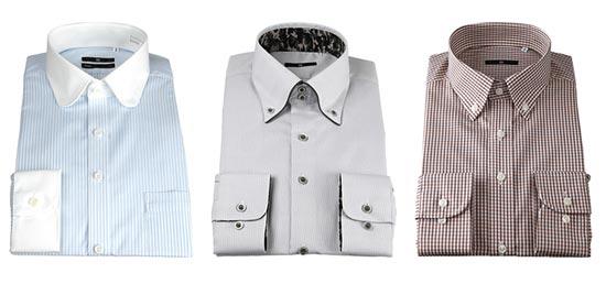 スーツセレクトシャツ