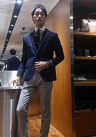 スーツセレクトビジネスカジュアル3