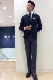スーツカンパニービジネスカジュアル1