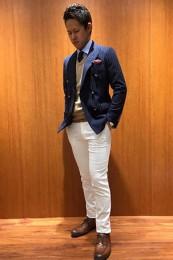 スーツセレクトビジネスカジュアル9