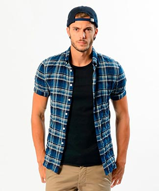 wjkチェックシャツ3