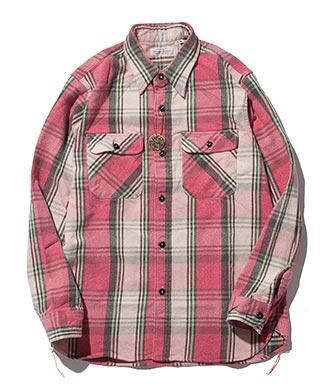 シュガーケーンチェックシャツ1