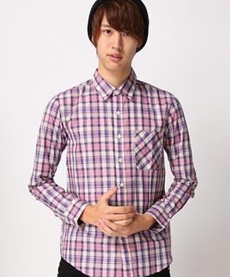 WEGOチェックシャツ3