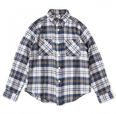 シュガーケーンチェックシャツ2