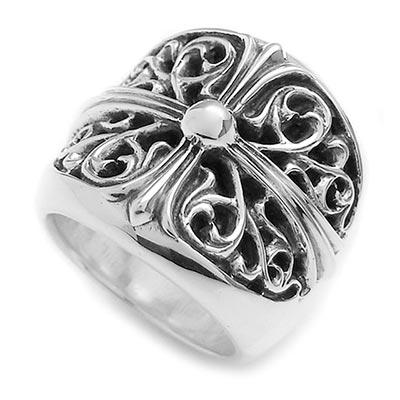 クロムハーツ指輪3
