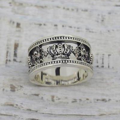 ライオンハート指輪2