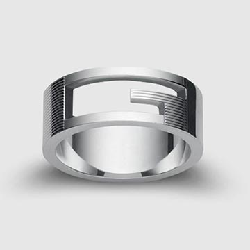 グッチ指輪2