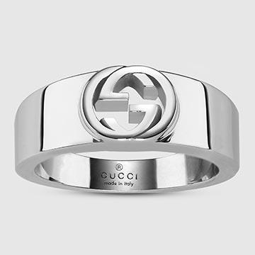 グッチ指輪1