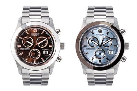 スイスミリタリー腕時計1
