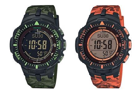 プロトレック腕時計2