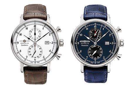 ツェッペリン腕時計3