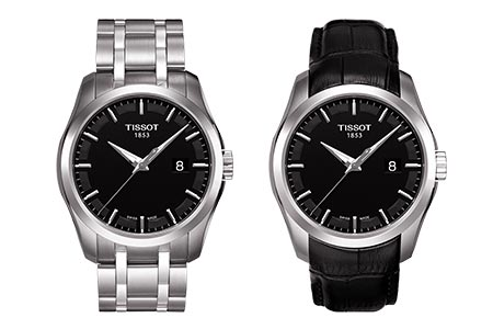 ティソ腕時計2
