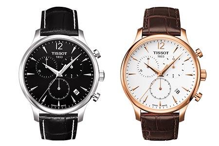 ティソ腕時計3