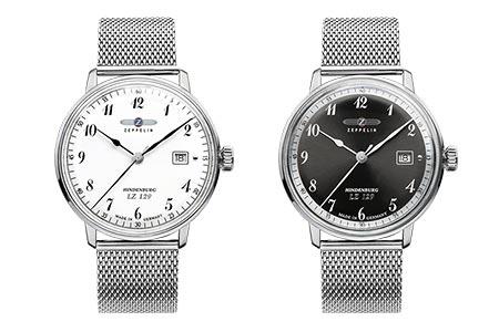 ツェッペリン腕時計1