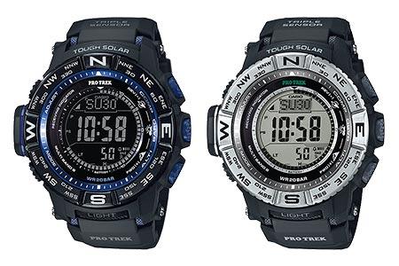 プロトレック腕時計1