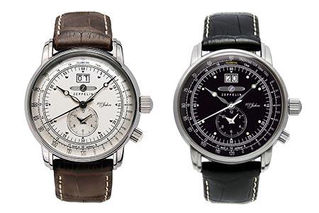 ツェッペリン腕時計2