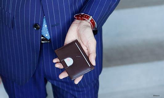 土屋鞄カードケース3