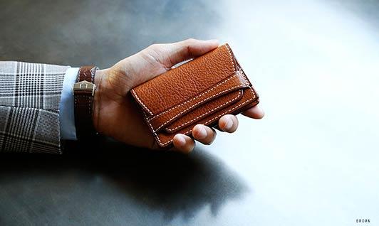 土屋鞄カードケース2
