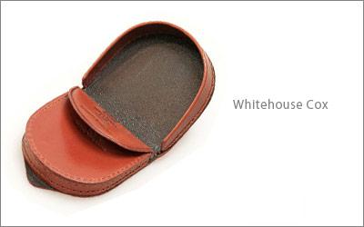 ホワイトハウスコックス馬蹄型小銭入れ