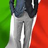 イタリアパンツブランド
