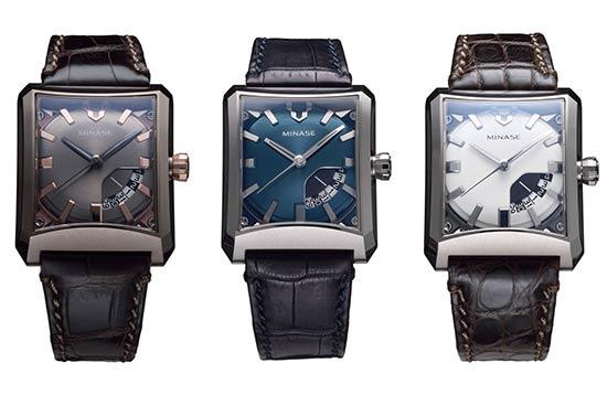 ミナセ腕時計1