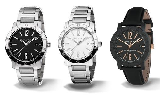 ブルガリ腕時計1