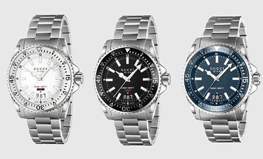 グッチ腕時計2