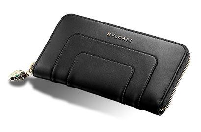 ブルガリ財布3