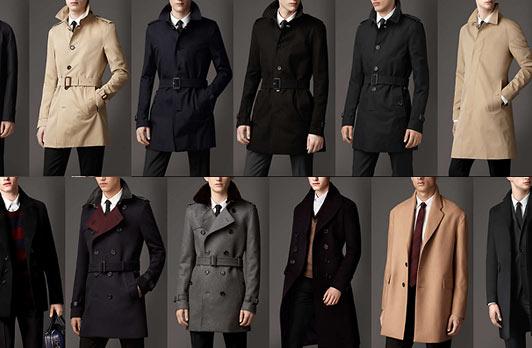 トレンチコートを中心に支持されているイギリスの有名ファッションブランド。 コットン、ウール、カシミアなど季節に合った豊富な素材が選べ、 20代~40代まで幅広い
