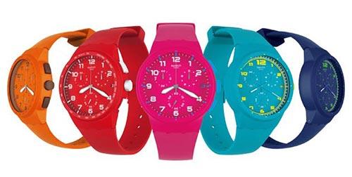 スウォッチ腕時計3