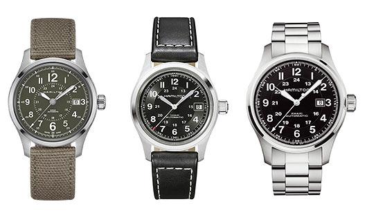 ハミルトン腕時計2