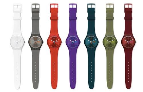 スウォッチ腕時計1