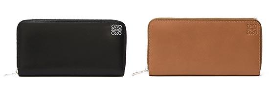 ロエベ財布1