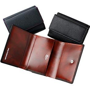 三つ折り財布(エスプリ)
