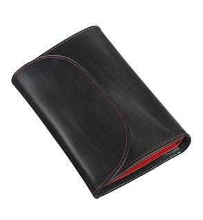 WHC三つ折り財布