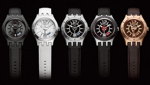 スウォッチ腕時計2