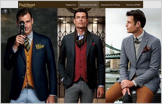 クラシカル&上品なテイストが魅力的なアメリカ発のファッションブランド。 スーツ・コート・ジャケットなど、大人のキレイめコーディネートに活躍してくれます。