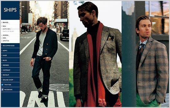 30代後半 ファッション メンズ ブランド