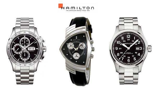ハミルトンメンズ腕時計