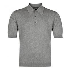 ジョンスメドレーポロシャツ1
