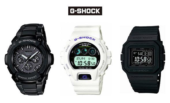 g-shock腕時計メンズ