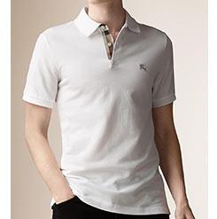 バーバリーポロシャツ2