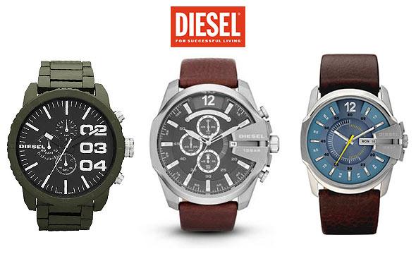 ディーゼル腕時計メンズ