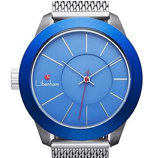 リベンハム青腕時計