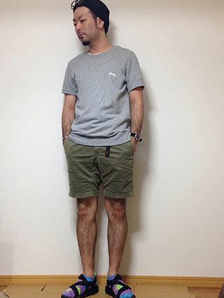 chacoサンダル靴下5
