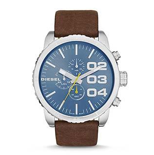 ディーゼル青腕時計