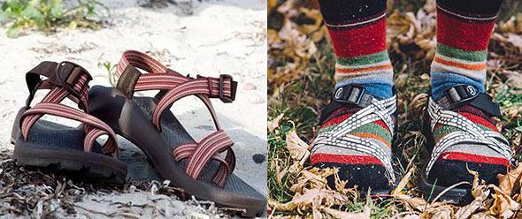 チャコサンダル靴下