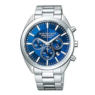 インディペンデント青腕時計