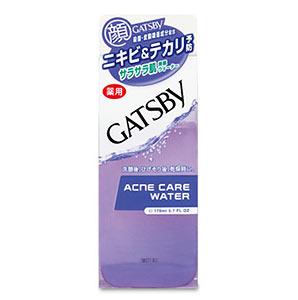 GATSBY-薬用アクネケアウォーター